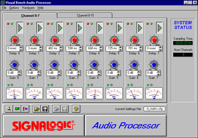 Click to see full-size Audio Processor GUI examples
