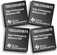 TI Multicore CPUs