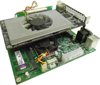 Embedded HPC