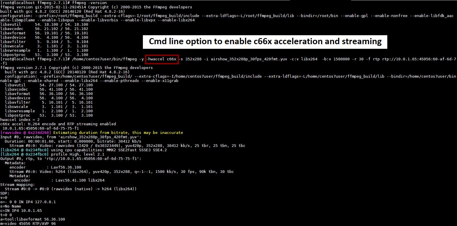 FFmpeg Accelerator -- FFmpeg Hardware Acceleration