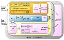 High Performance Multicore Network
