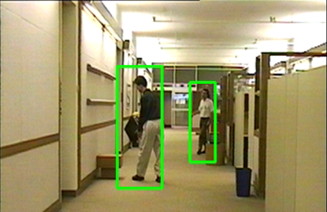 OpenCV Accelerator / HPC card for servers.  Motion detection countour example
